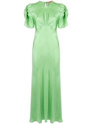 Maggie Marilyn It's Up To You Long Dress Green