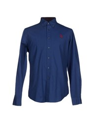 U.S. Polo Assn. U.S.Polo Assn. Shirts Shirts Men Dark Blue