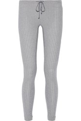 Eberjey Cozy Rib Stretch Modal Blend Pants
