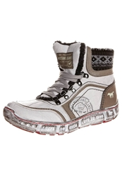 Mustang Winter Boots Ice Mottled Light Grey