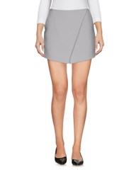 Boutique De La Femme Shorts Light Grey