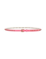 Only Belts Pink