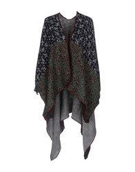 Manila Grace Capes And Ponchos Blue