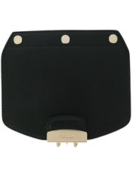 Furla Bag Flap Replacement Black