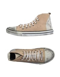 Dioniso Footwear High Tops And Trainers Women Sand