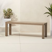 Cb2 Matera Dining Bench