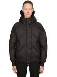 Ienki Ienki Oversized Dunlope Down Jacket Black