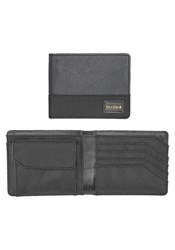 Nixon Black Origami Arc Bi Fold Coin Purse