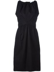 Aspesi Shift Dress Black