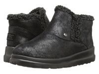 Bobs From Skechers Cherish Tippy Toes Black Women's Pull On Boots