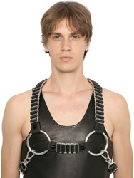 Ktz Leather And Metal Harness