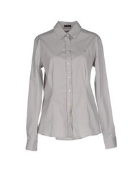 Brooksfield Shirts Shirts Women Grey