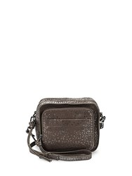 Kooba Milford Leather Crossbody Bag Washed