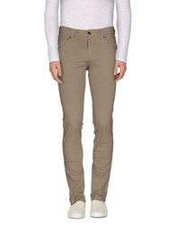 Heaven Two Trousers Casual Trousers Men Sand