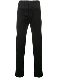 Kenzo Track Style Trousers Black