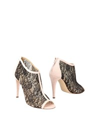 Jolie By Edward Spiers Booties Light Pink