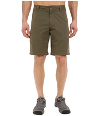 Royal Robbins Convoy Short Light Olive Shorts