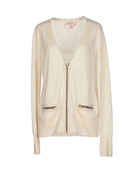 Juicy Couture Cardigans Ivory