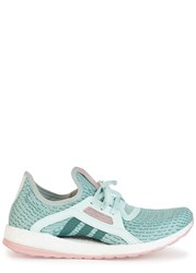 Adidas Ultra Boost Pure Mint Knitted Trainers Light Green