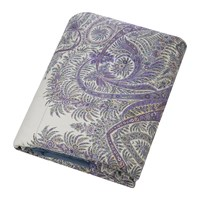 Etro Colombara Quilted Bedspread 270X270cm Blue