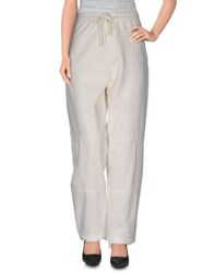 Chloe Trousers Casual Trousers Women Ivory