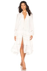 Spell And The Gypsy Collective Hanging Rock Dress Ivory