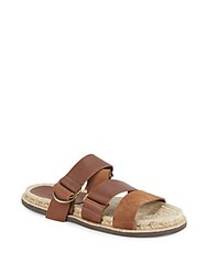 Michael Bastian Babson Buckle Sandals Snuff