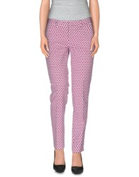 Pt0w Trousers Casual Trousers Women White