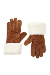 Forever 21 Textured Leather Gloves