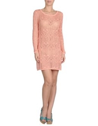 Twin Set Simona Barbieri Cover Ups Salmon Pink