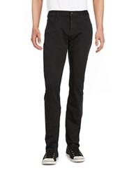 John Varvatos Bowery Slim Fit Pants Black