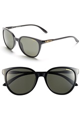 Smith Optics 'Cheetah' 53Mm Sunglasses Black Polar Grey Green