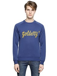 Golden Goose Goldeny Printed Cotton Sweatshirt