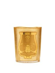 Cire Trudon Solis Rex Limited Edition Scented Candle Gold