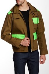 Hunter Original Hunting Jacket Green