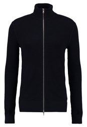 Minimum Wolski Cardigan Dark Navy Dark Blue