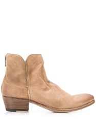 Pantanetti Stuco Boots Neutrals
