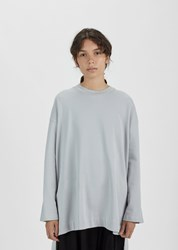 Y 3 Bold Stripes Sweater Sheer Grey