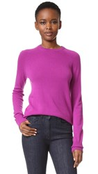 Equipment Sloane Crew Neck Sweater Hollyhock