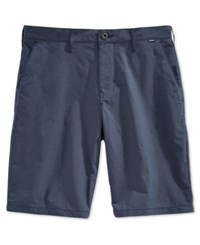 Hurley Dri Fit Chino Shorts Obsidian