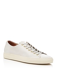 Buttero Tosch Lace Up Sneakers White