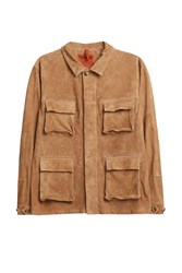Missoni Suede Field Jacket