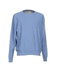 Refrigue Knitwear Jumpers Men Lilac