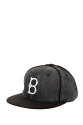 American Needle Brooklyn Dodgers District Baseball Cap Black