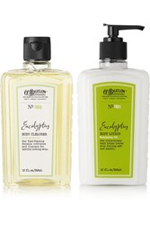 C.O. Bigelow Eucalyptus Body Lotion And Cleanser Set One Size Colorless