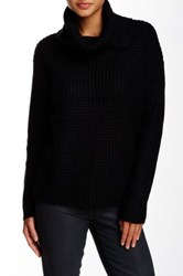 Michael Stars Turtleneck Sweater Black