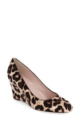 Women's Kate Spade New York 'Amory' Round Toe Wedge Pump 2 3 4' Heel