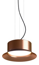 Estiluz Maine Large Pendant Light T 3416 Incandescent 26 Black