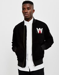 Wood Wood Vincet Jacket Black