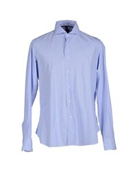 Orian Shirts Shirts Men Sky Blue